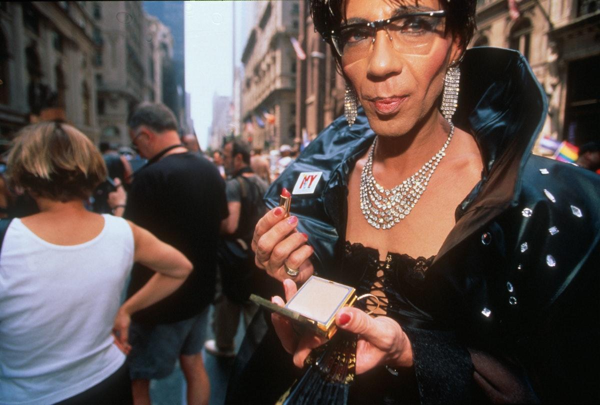 1999 Gay Pride Parade in NYC
