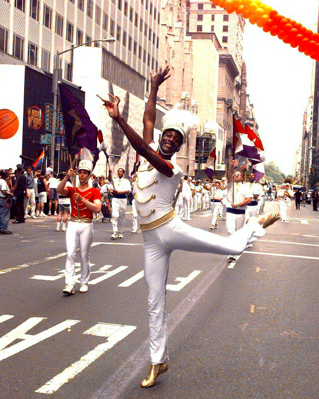 The annual Gay Pride Parade, the culmination of Gay Pride We
