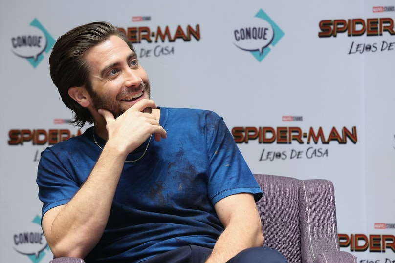CONQUE 2019: Tom Holland and Jake Gyllenhaal With 'Spider-Man Far From Home'