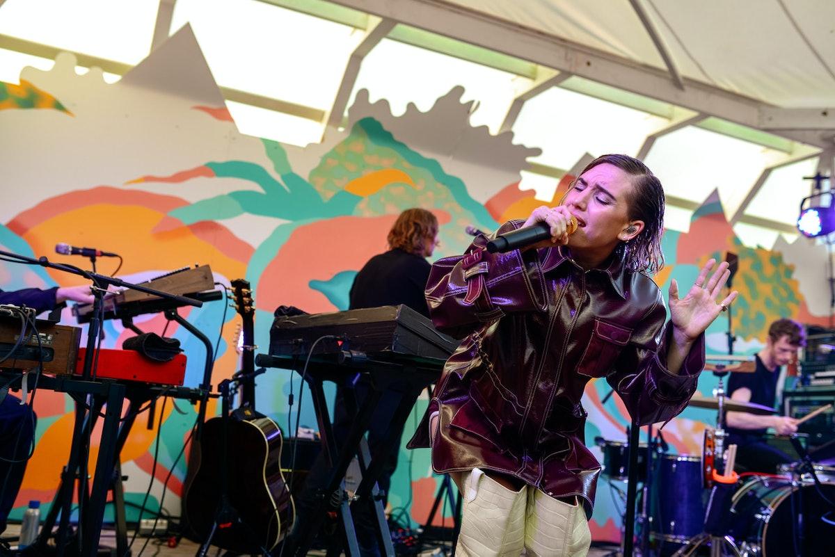 Ray-Ban Presents Lykke Li:at The Surf Lodge