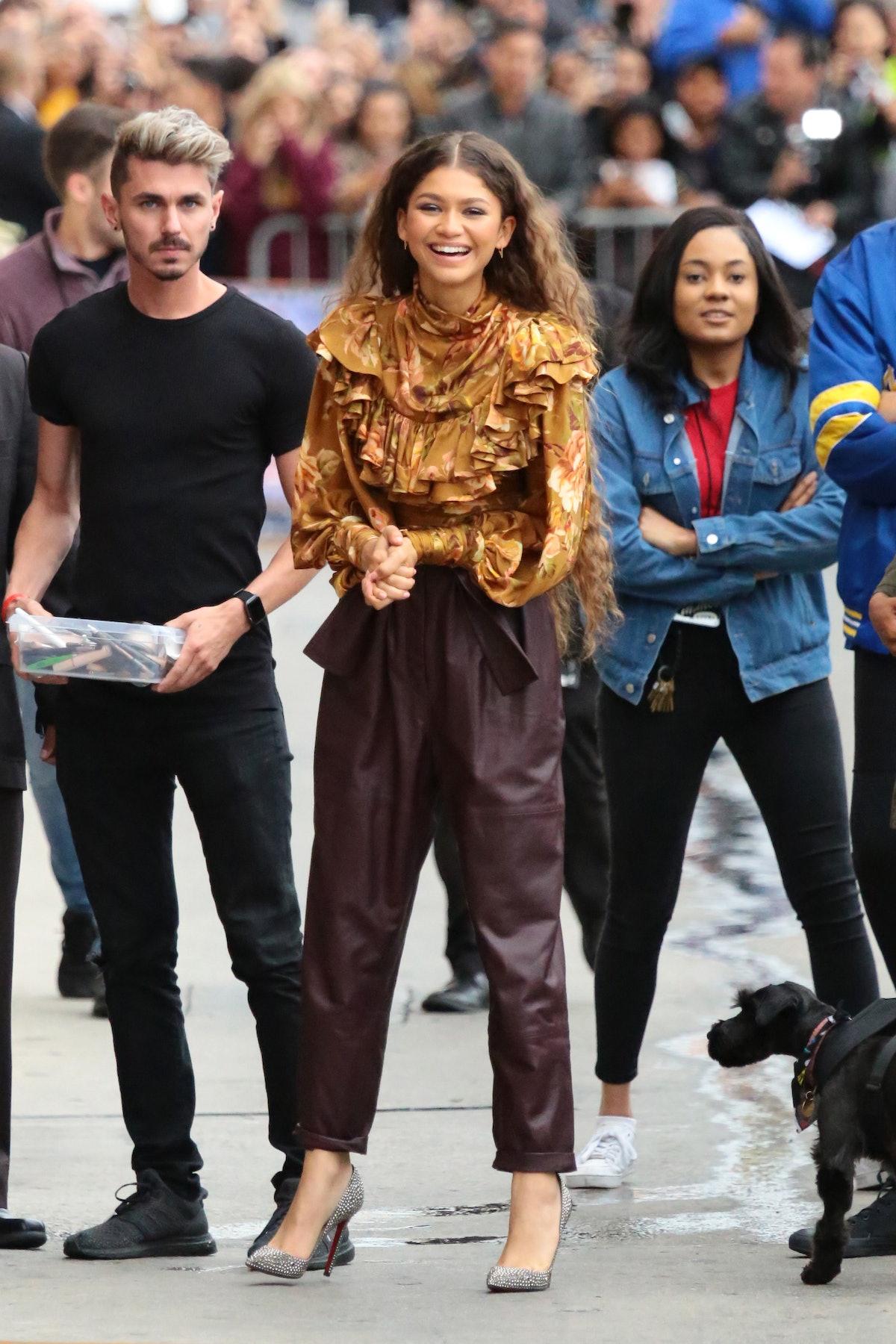 Celebrity Sightings in Los Angeles - May 9, 2019