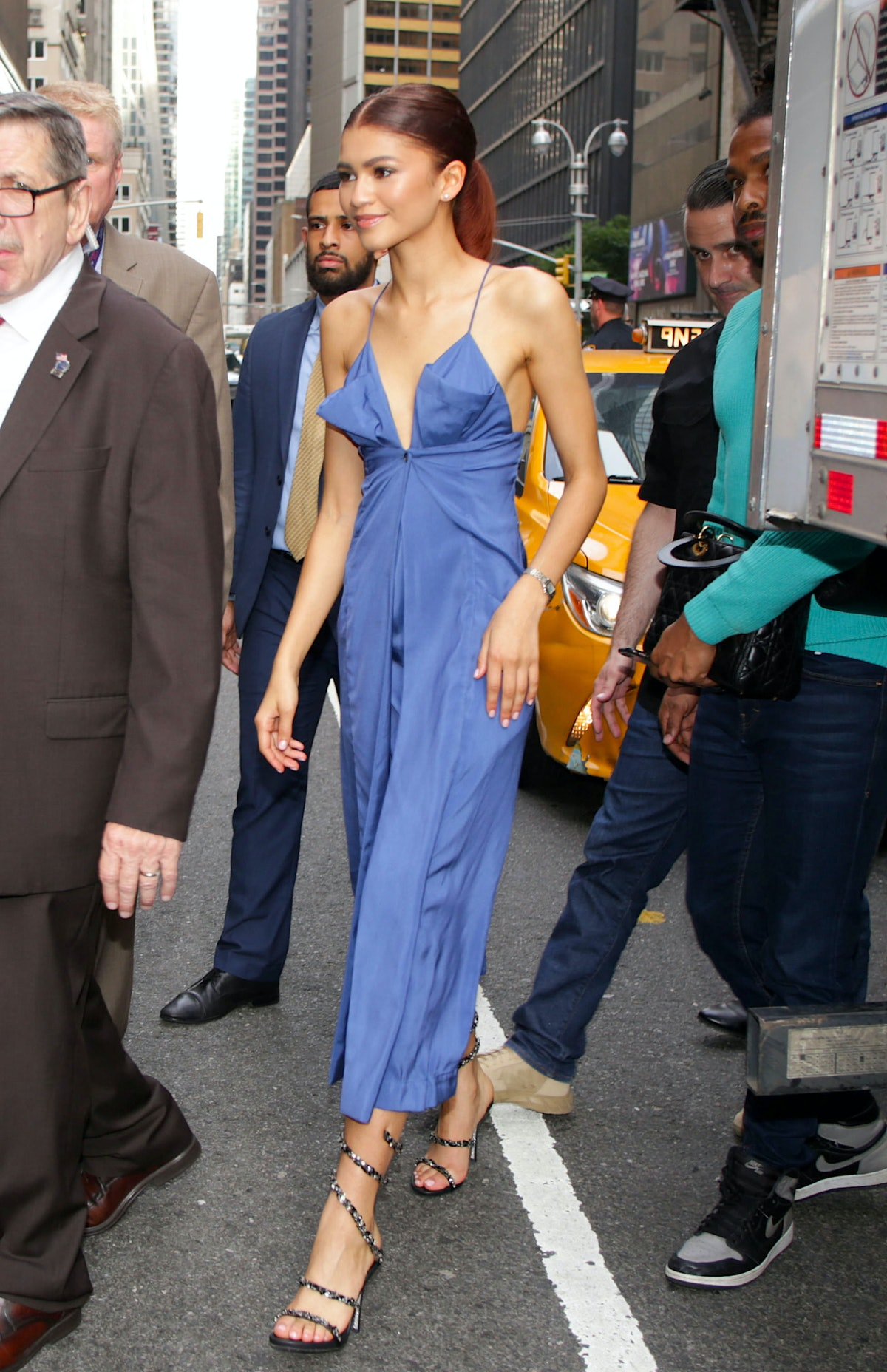 Celebrity Sightings In New York - June 25, 2019