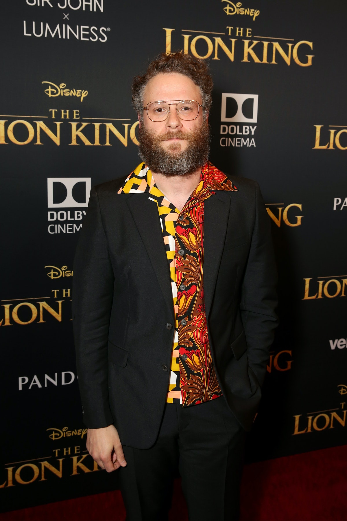 """The World Premiere Of Disney's """"THE LION KING"""""""