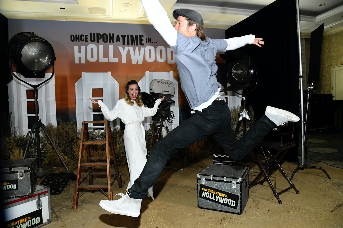 """Photo Call For Columbia Pictures' """"Once Upon A Time In Hollywood"""""""