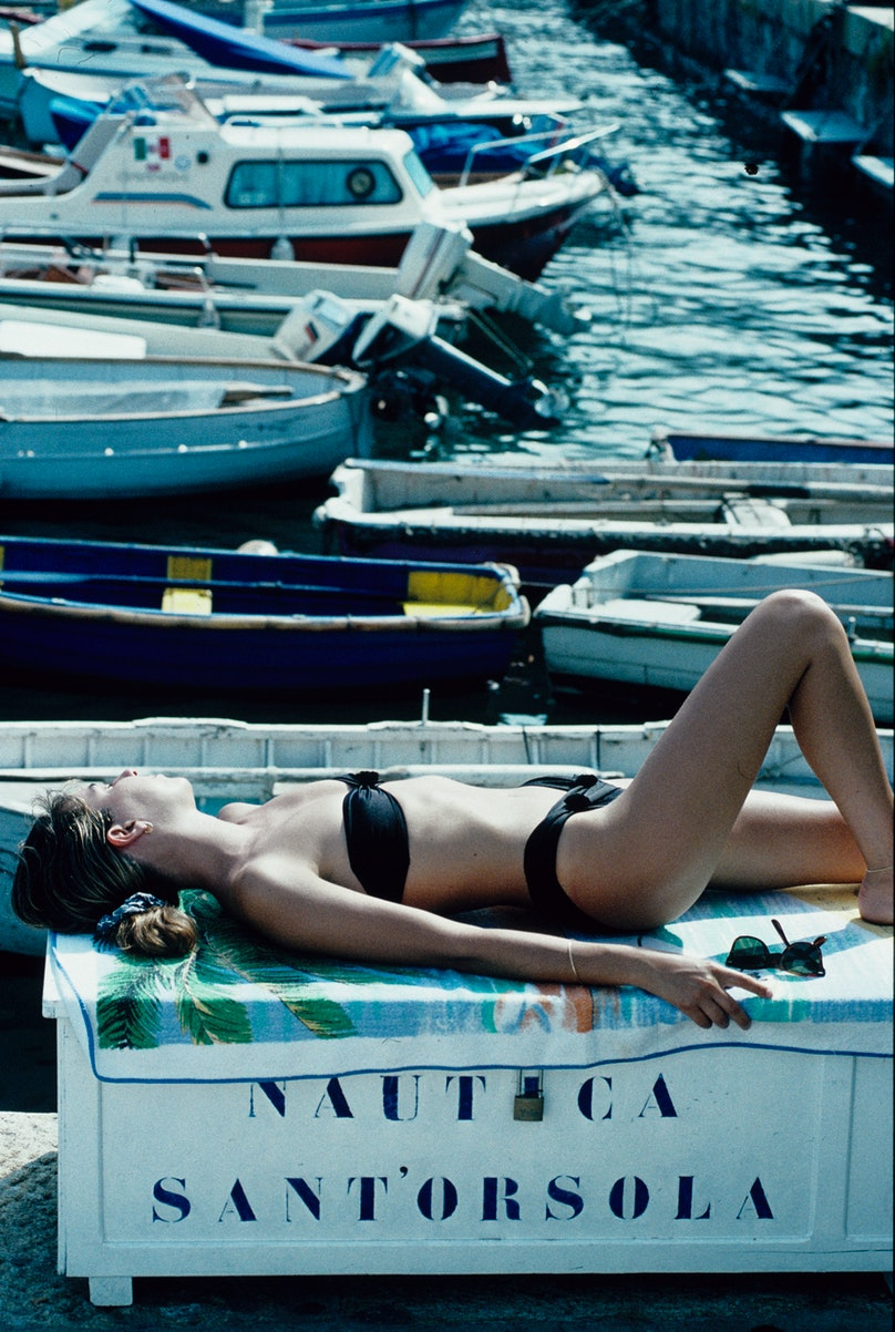 Vacationing in St. Tropez