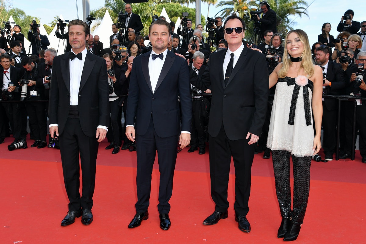 """""""Once Upon A Time In Hollywood"""" Red Carpet - The 72nd Annual Cannes Film Festival"""