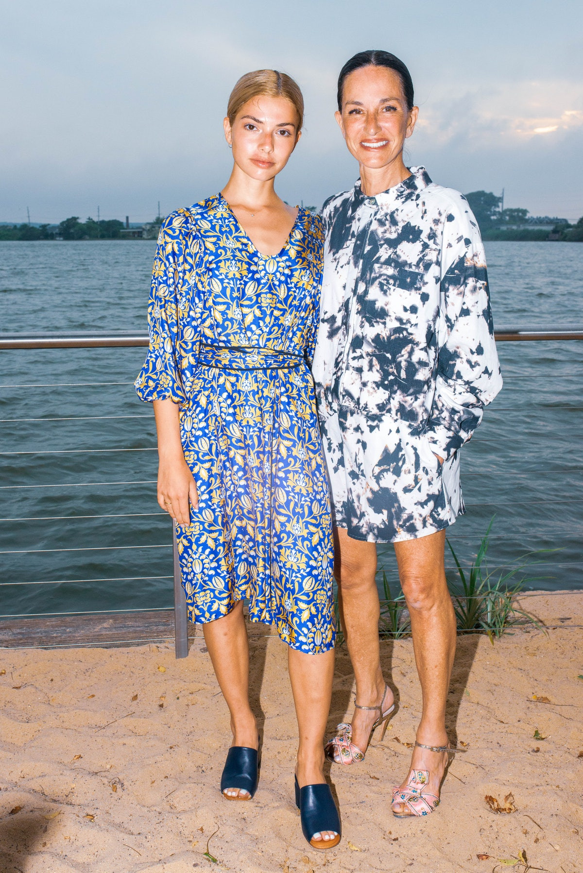 Cynthia Rowley Surf Camp x VieVite Dinner: at The Surf Lodge