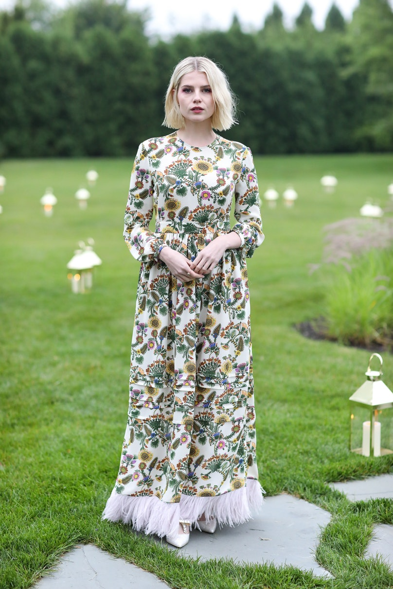 Saks Fifth Avenue + Vogue Celebrate Summer :with Lucy Boynton