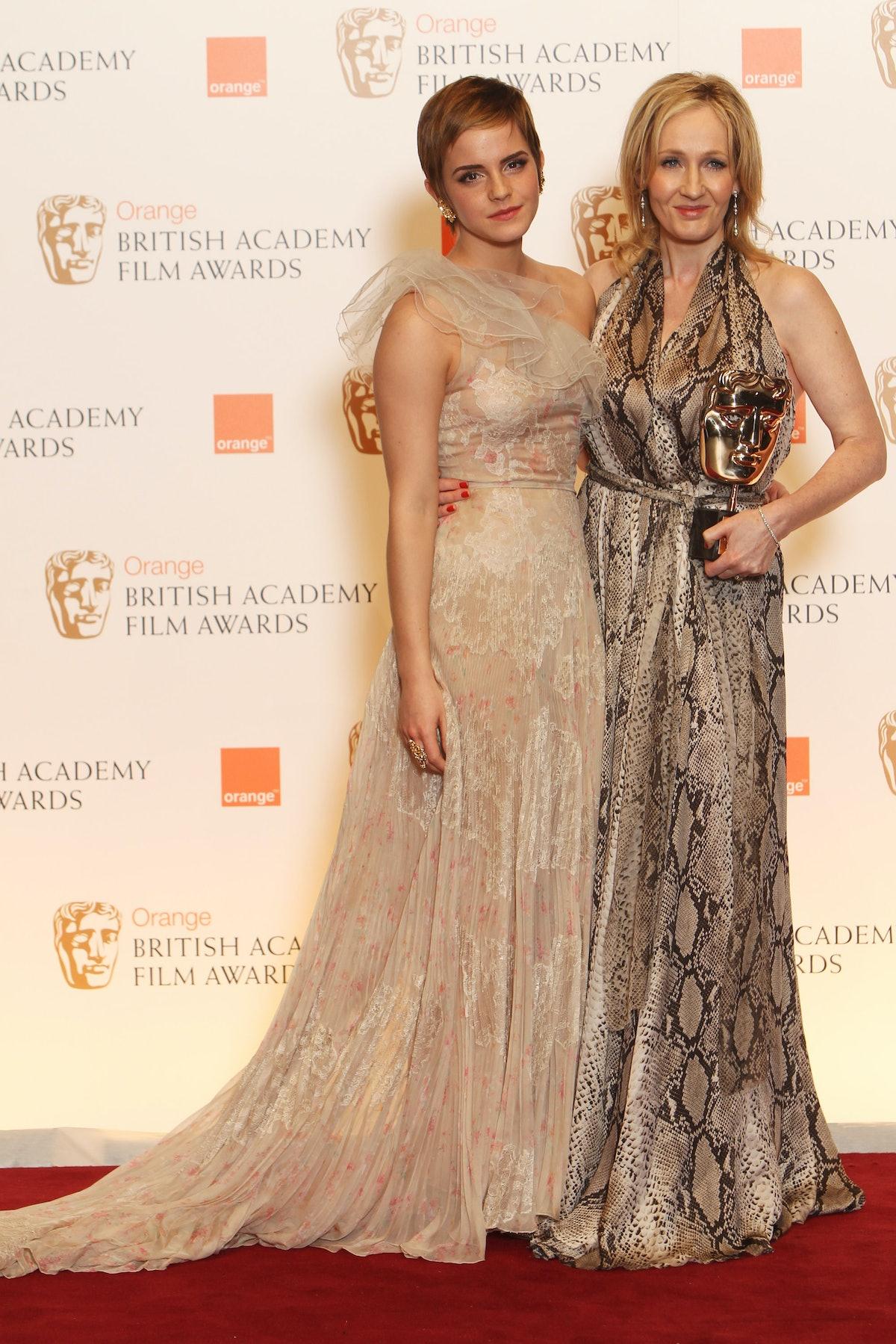 Orange British Academy Film Awards - Winners Boards