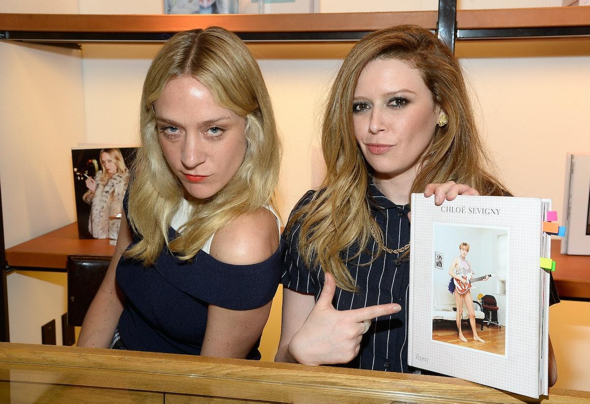 "BookMarc Celebrates Chloe Sevigny's New Book ""Chloe Sevigny"" By Rizzoli"