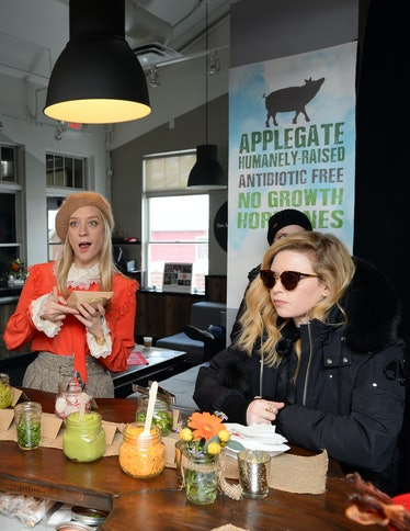 """Applegate's """"Reel Food"""" Cafe at The Village at the Lift - Day 3 - 2016 Park City"""