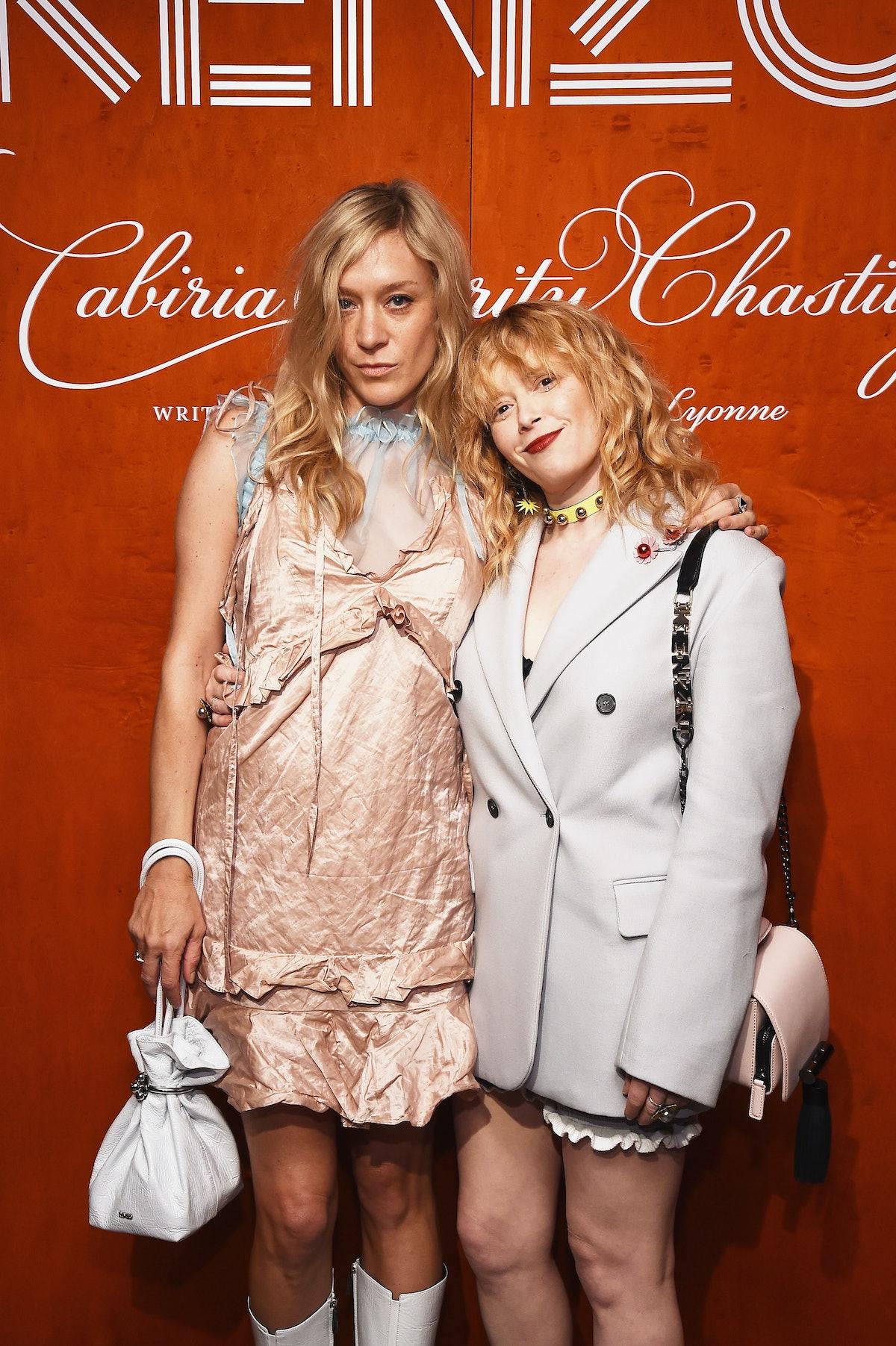 """KENZO, Humberto Leon, Carol Lim And Natasha Lyonne Premiere """"Cabiria, Charity, Chastity"""" In New York..."""