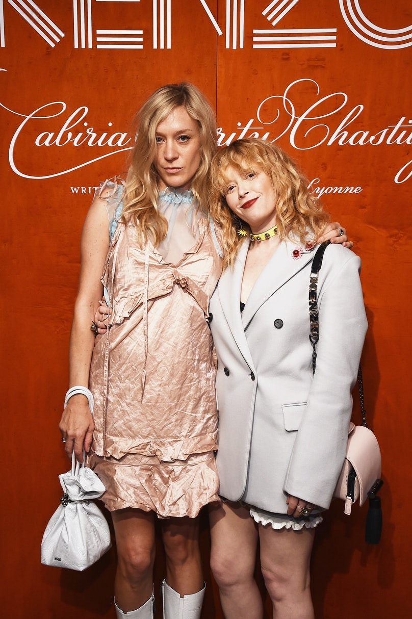 "KENZO, Humberto Leon, Carol Lim And Natasha Lyonne Premiere ""Cabiria, Charity, Chastity"" In New York City"