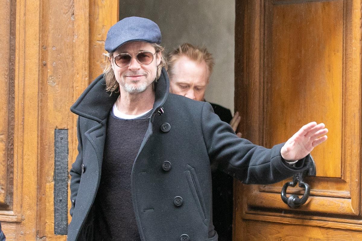 Celebrity Sightings In Paris - March 13, 2019