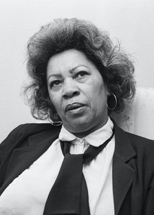 Novelist Toni Morrison Discusses Playwriting