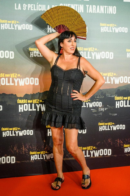 """""""Erase Una Vez En... Hollywood"""" Madrid Premiere"""