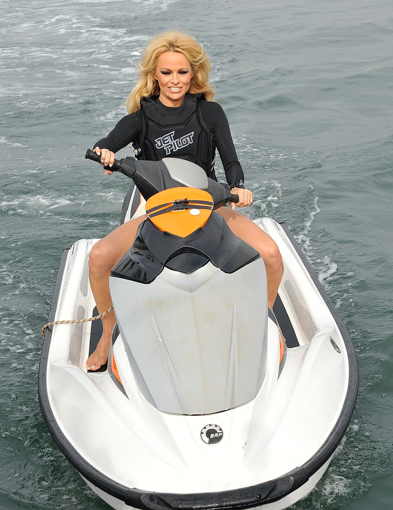 "Pamela Anderson Launches ""Operation Zero Tolerance"", Sea Shepherd ConservationSociety's 9th Antarctic Whale Defense Campaign"