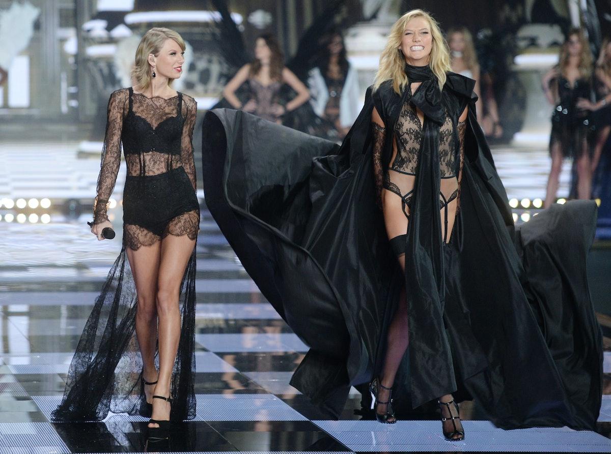 UK- Victoria's Secret Fashion Show in London