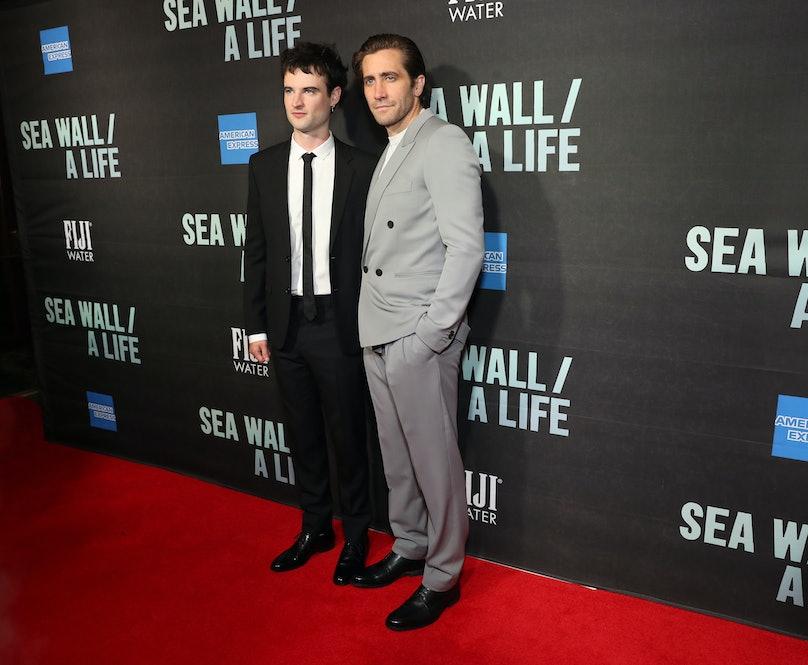 FIJI Water At Sea Wall / A Life Opening Night On Broadway
