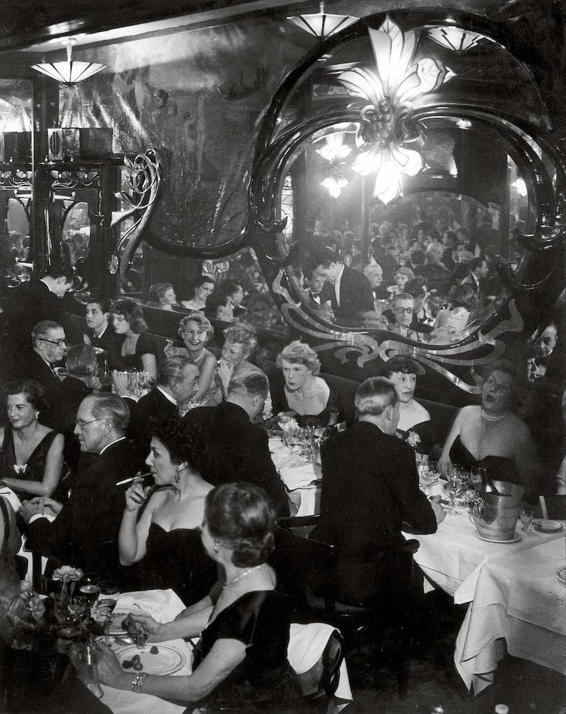Gala Soiree at Maxims 1949 c Estate Brassai Succession Paris.jpg