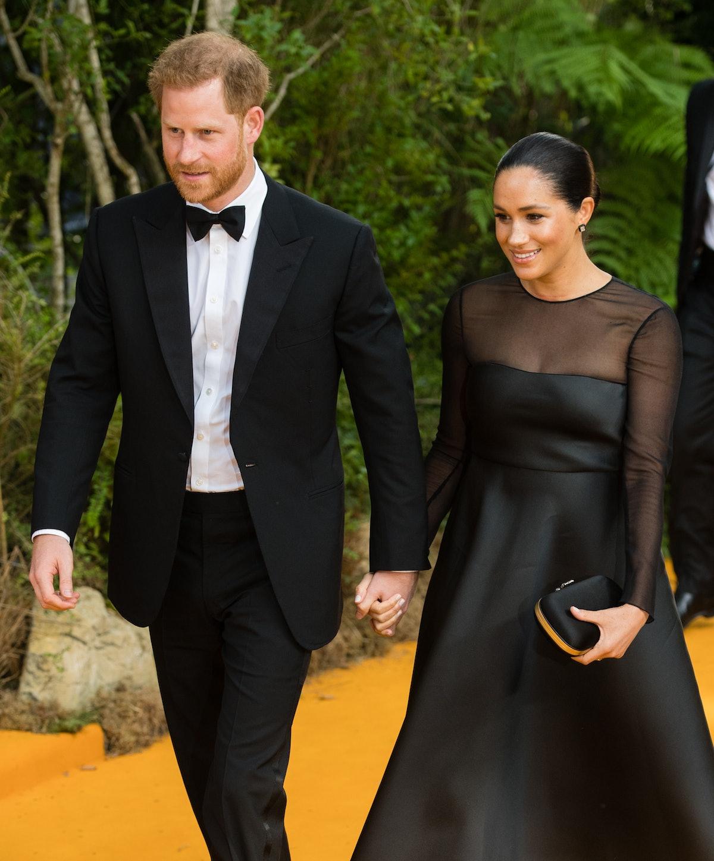 """""""The Lion King"""" European Premiere - Red Carpet Arrivals"""