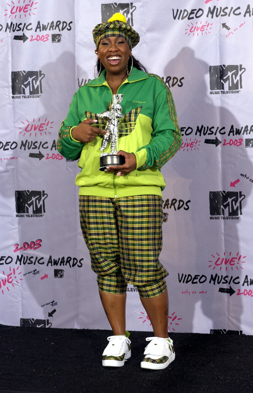 2003 MTV Video Music Awards - Press Room