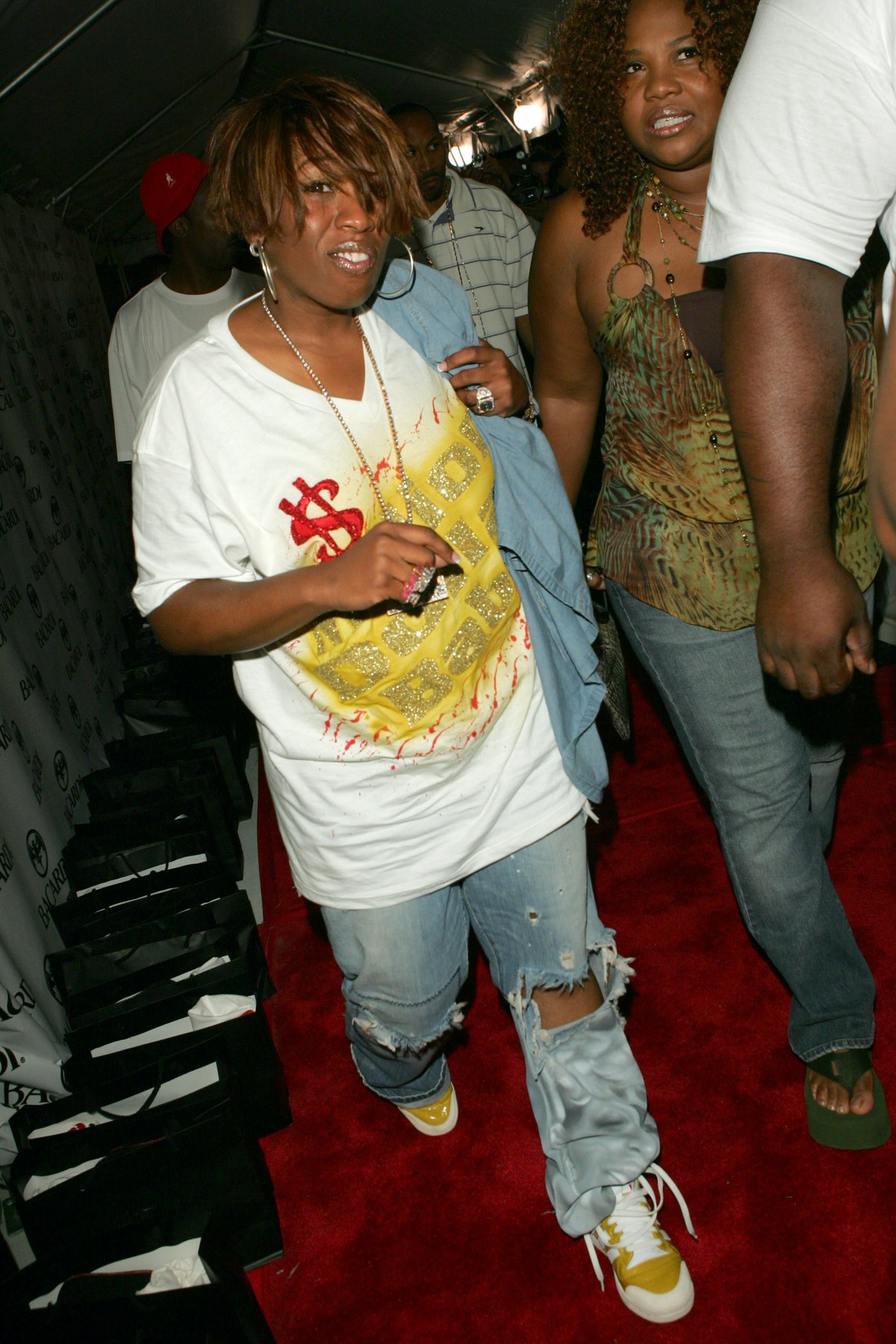2005 MTV VMA - Missy Elliott Party