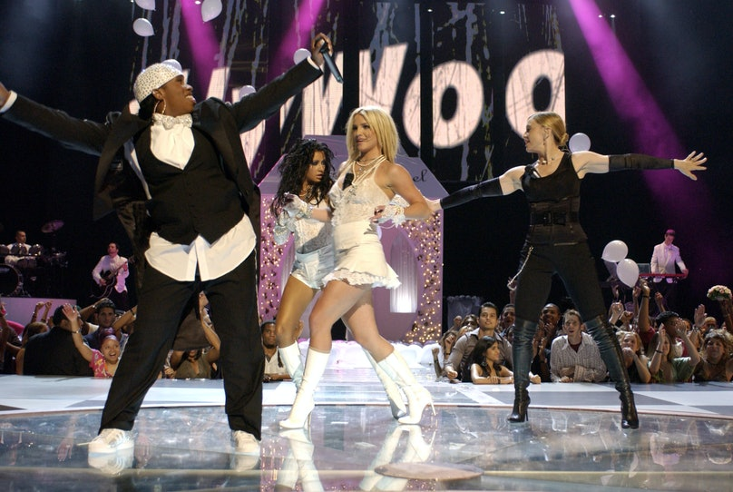 2003 MTV Video Music Awards - Show