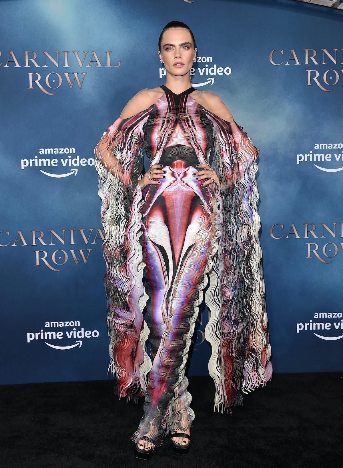 """LA Premiere Of Amazon's """"Carnival Row"""" - Arrivals"""