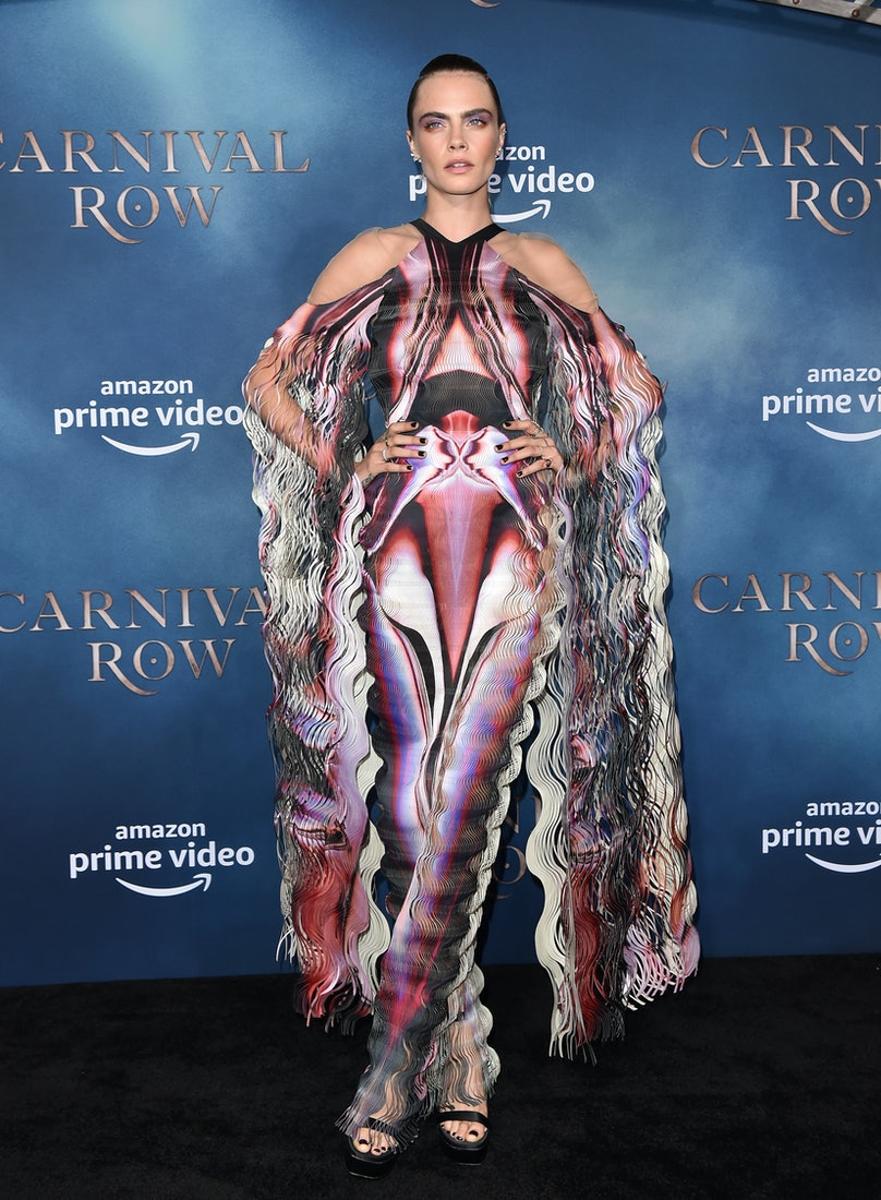 "LA Premiere Of Amazon's ""Carnival Row"" - Arrivals"