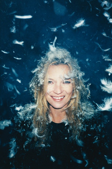 Ryan McGinley, one of photography's brightest young stars, takes Kate Moss on an ethereal journey in...