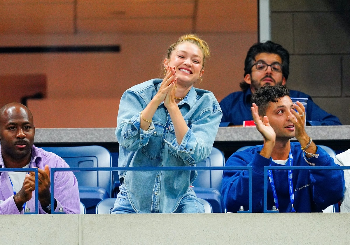 Celebrities Attend The 2019 US Open Tennis Championships