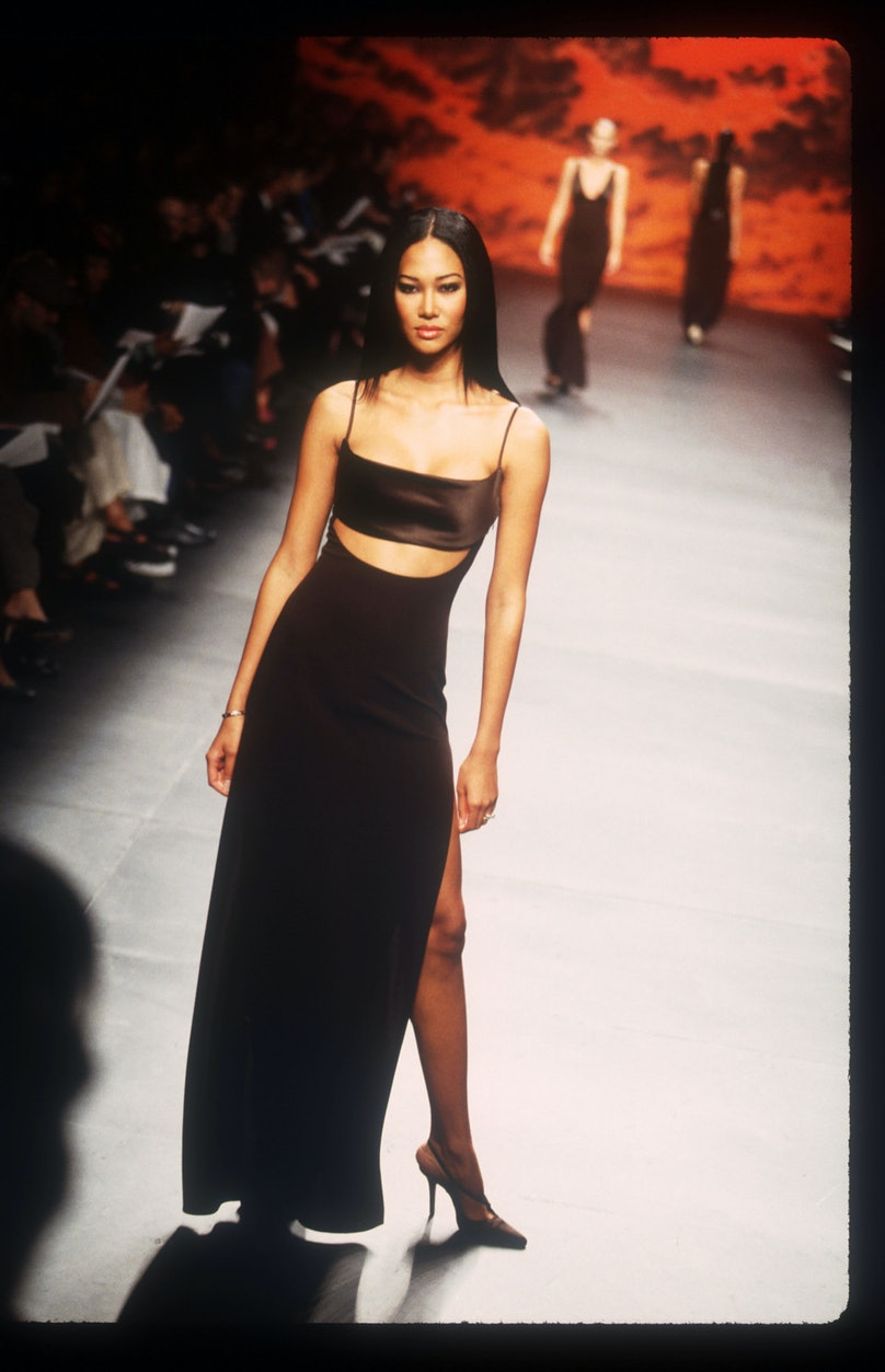 Marc Bouwer 1999 Fall Fashion Show