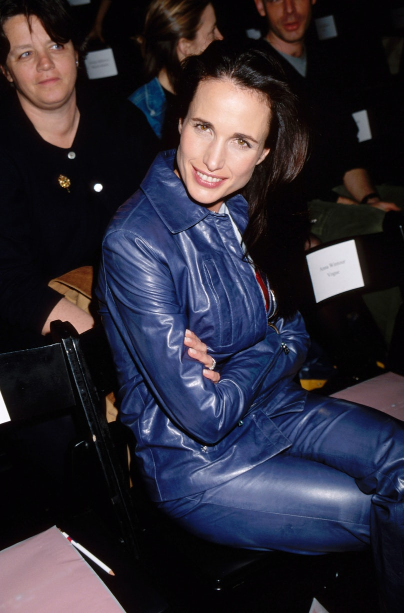 Tommy Hilfiger Fall 1999 Fashion Show - Front Row and Backstage