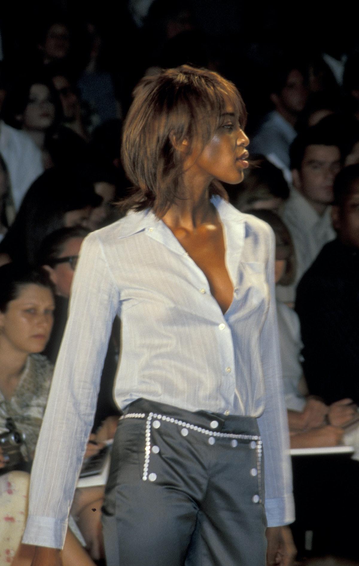 1999 Marc Jacobs Fashion Show