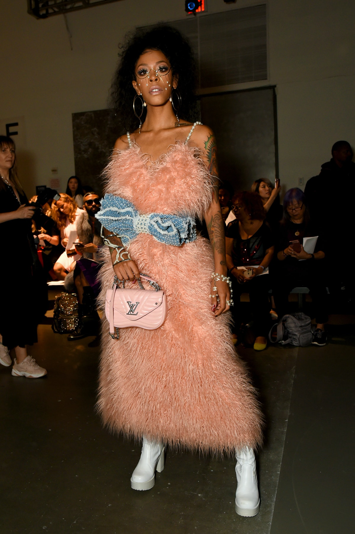 Laurence & Chico - Front Row - September 2019 - New York Fashion Week: The Shows