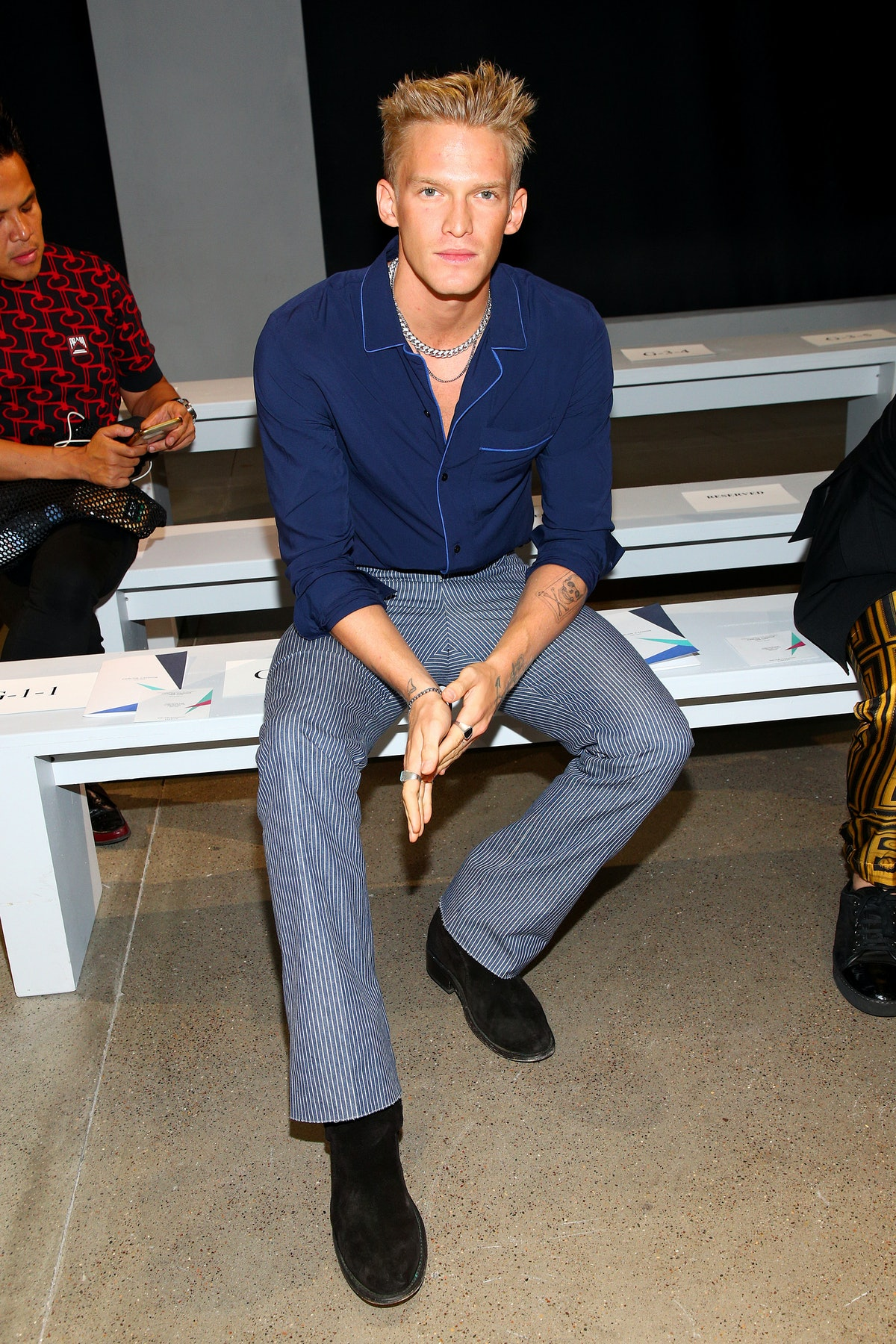 Carlos Campos - Front Row - September 2019 - New York Fashion Week: The Shows