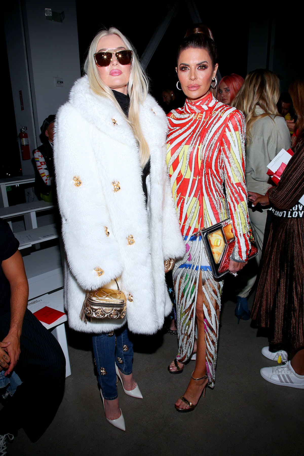 Jeremy Scott - Front Row - September 2019 - New York Fashion Week: The Shows