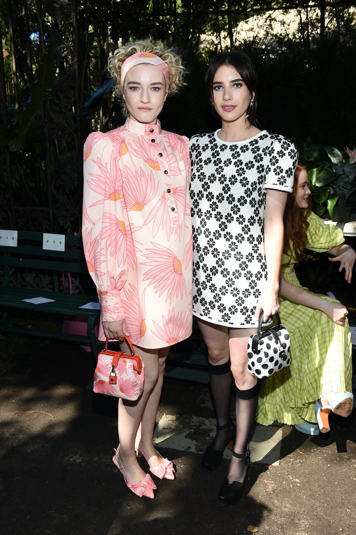 Kate Spade New York - Front Row - September 2019 - New York Fashion Week