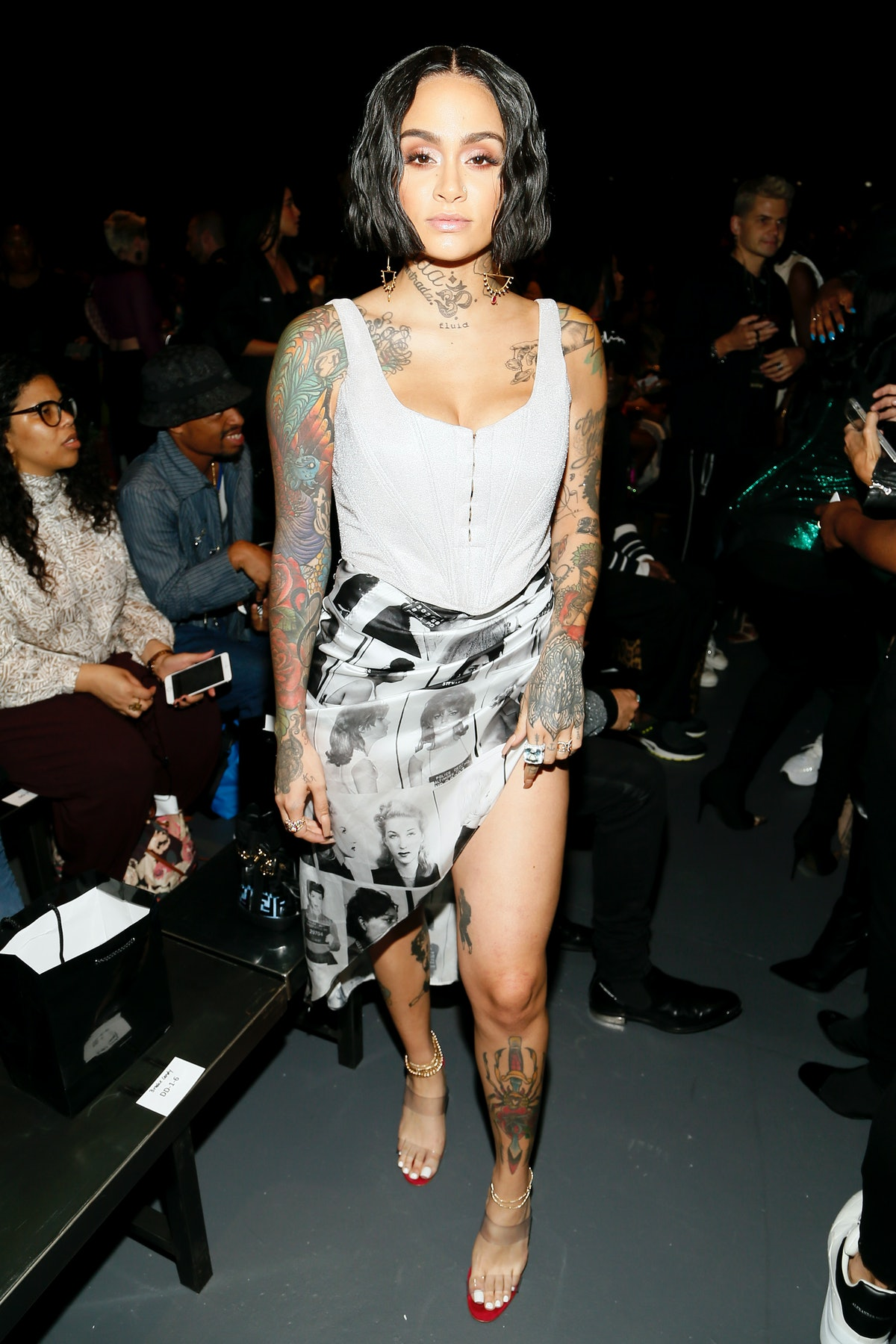 Laquan Smith - Front Row - September 2019 - New York Fashion Week: The Shows