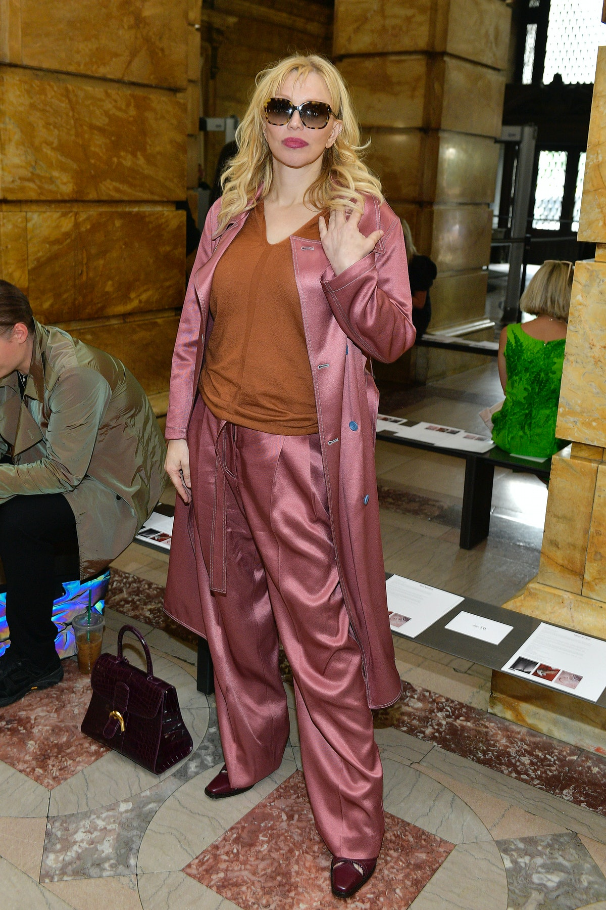 Sies Marjan - Front Row - September 2019 - New York Fashion Week: The Shows