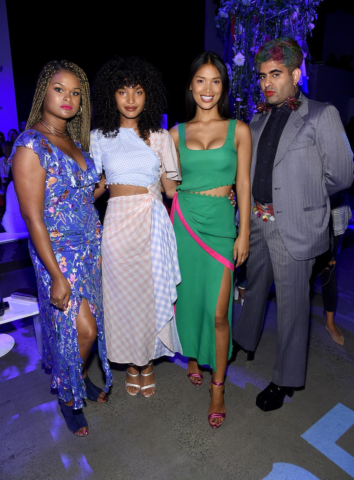 Prabal Gurung - Front Row - September 2019 - New York Fashion Week: The Shows