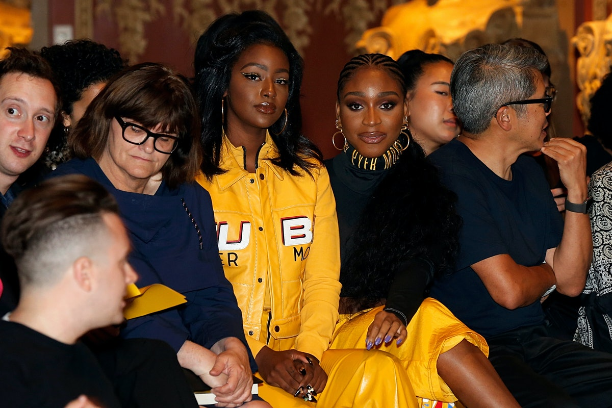 Pyer Moss - Front Row - September 2019 - New York Fashion Week: The Shows