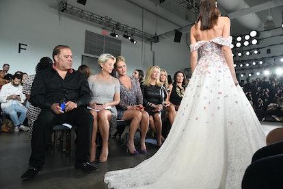 Pamella Roland - Front Row - September 2019 - New York Fashion Week