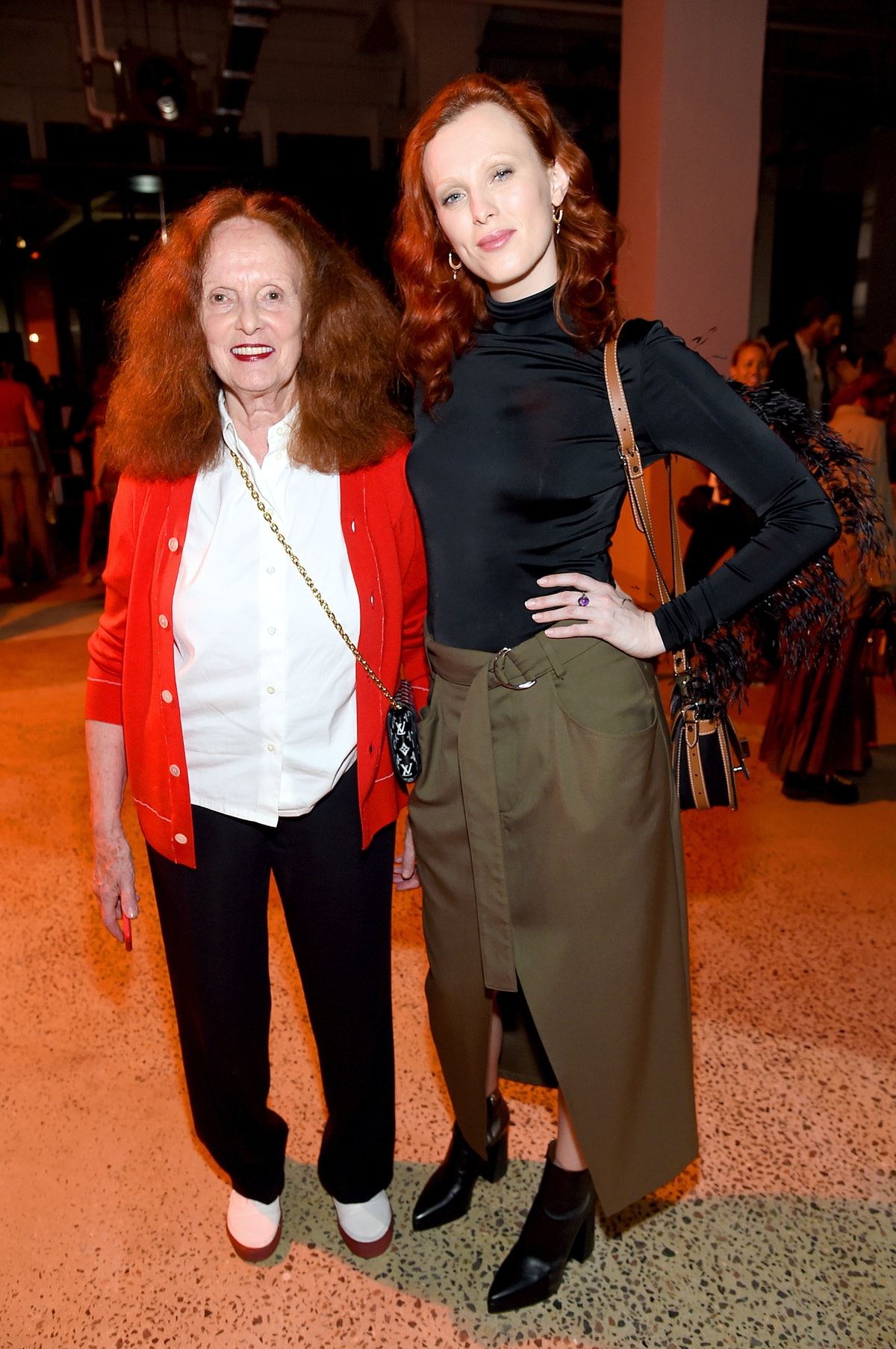 Proenza Schouler - Front Row - September 2019 - New York Fashion Week: The Shows