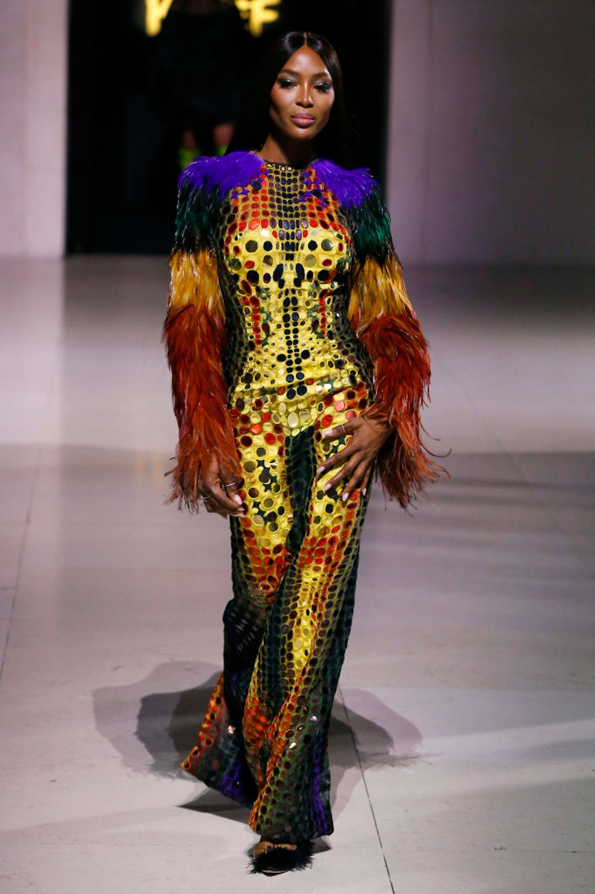 Fashion for Relief - Runway - LFW September 2019