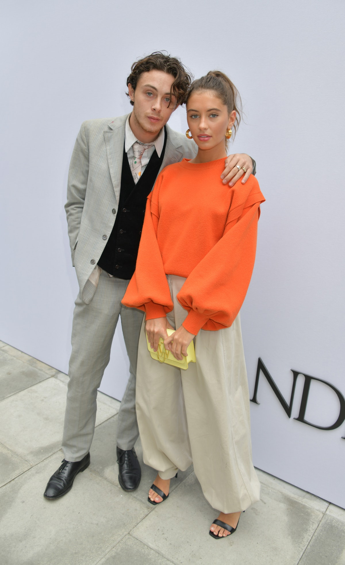 JW Anderson - Front Row - LFW September 2019