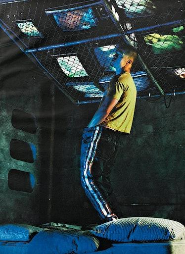 W Magazine July 2012