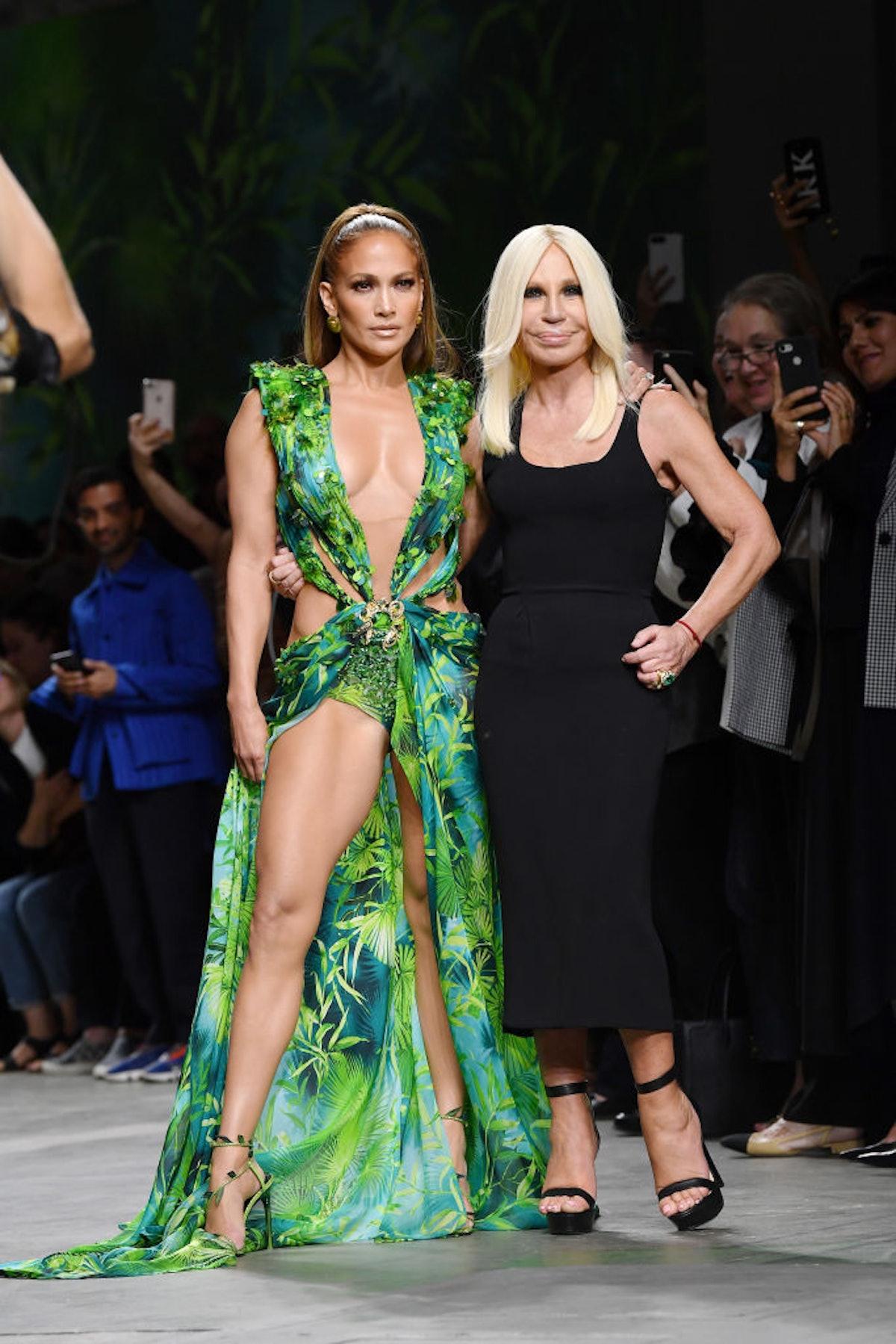 Versace - Runway - Milan Fashion Week Spring/Summer 2020