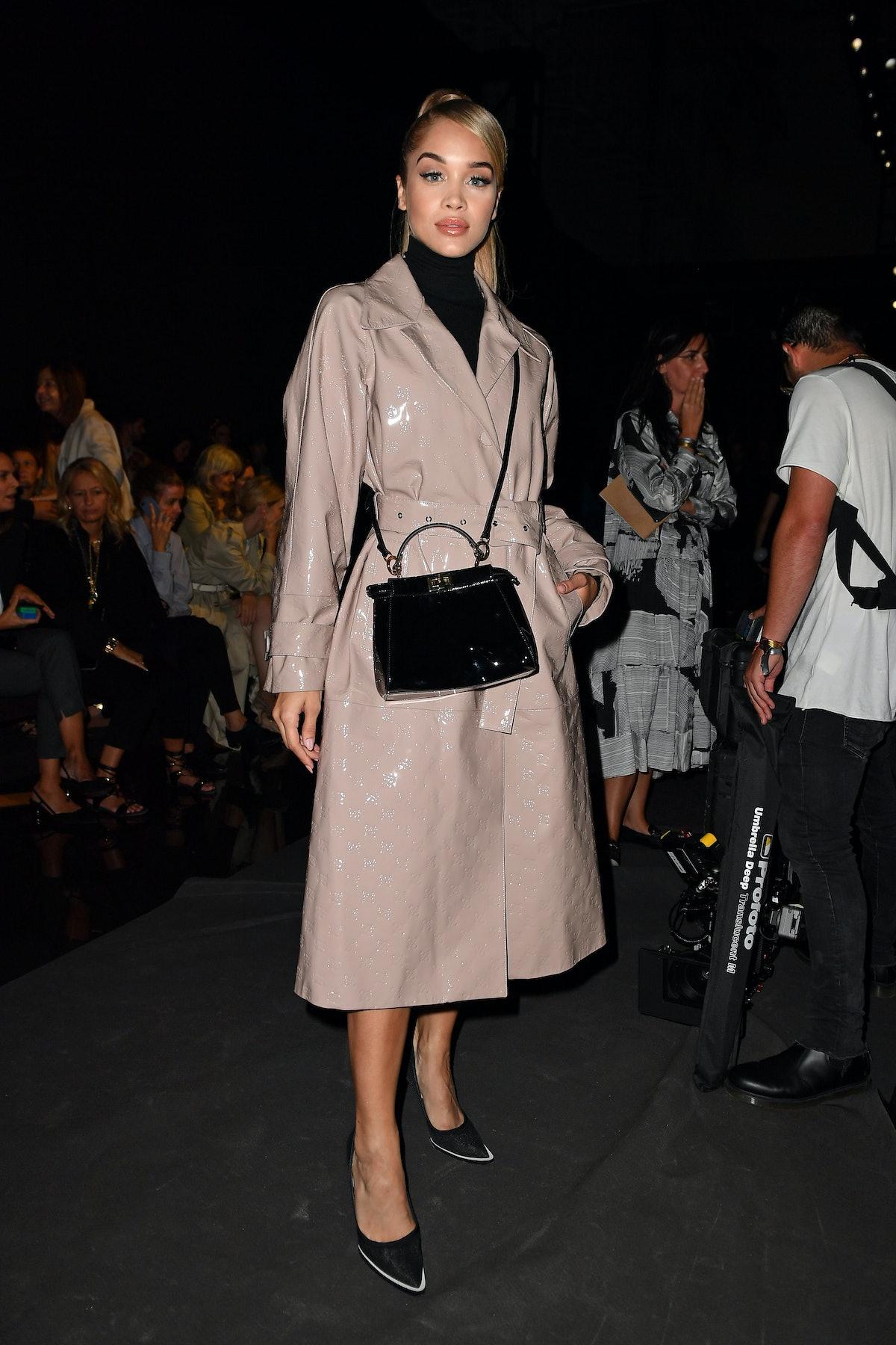 Fendi - Front Row - Milan Fashion Week Spring/Summer 2020